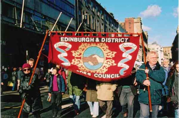 EDINBURGH TRADE UNION COUNCIL